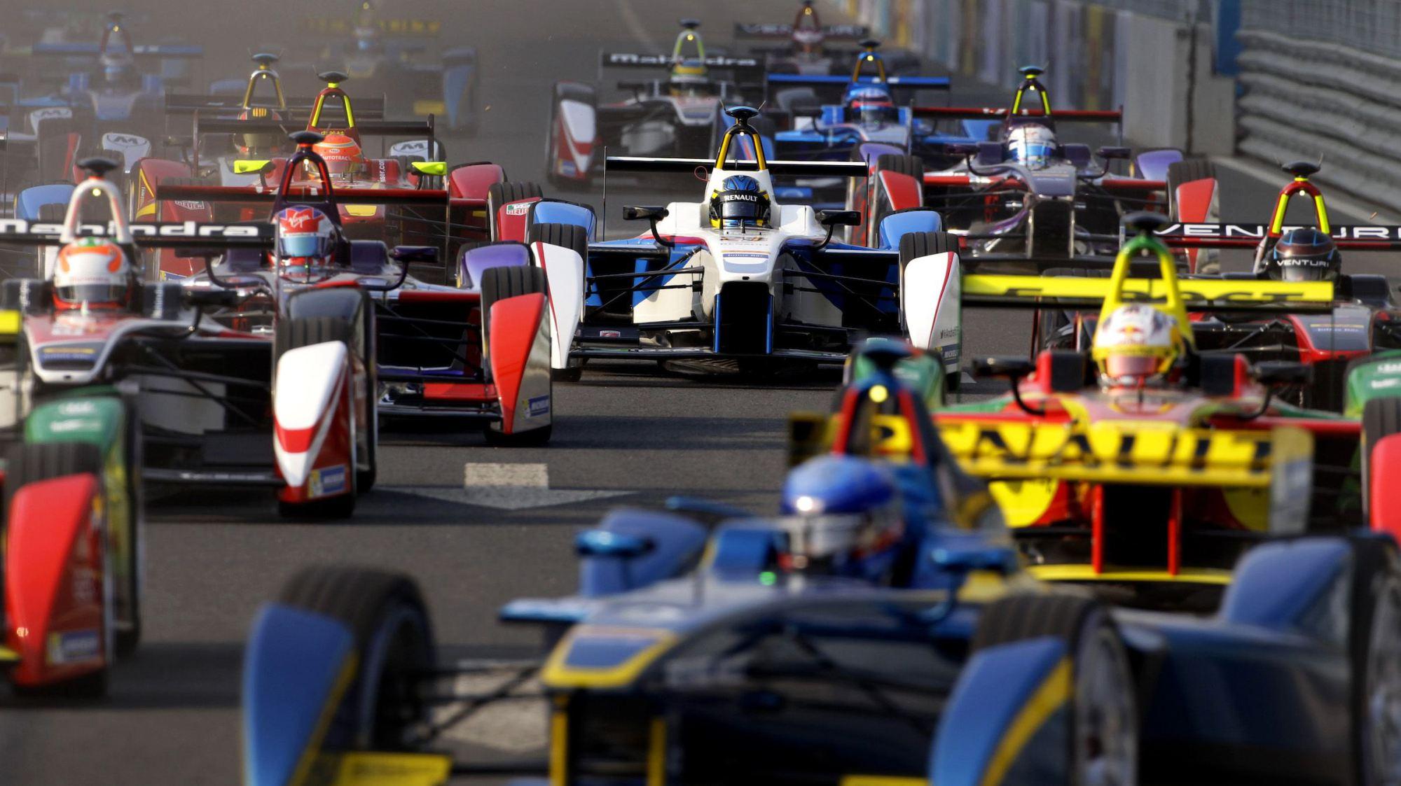 Mayor goes quiet on Formula E  Future Liverpool